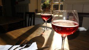 The Cartwheel Inn Dining Wine