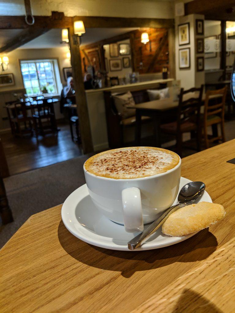 The Cartwheel Inn Coffee